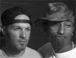 Pharrell & Fred Durst
