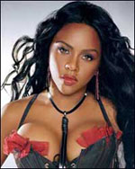 Lil' Kim – суперсексуальная рэп-стерва