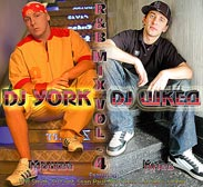 DJ York & DJ Шкед - R&B Mix Vol. 4