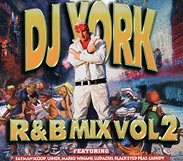 DJ York - R&B Mix Vol. 2