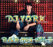DJ York - R&B Mix Vol. 3