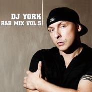 DJ York - R&B Mix Vol. 5