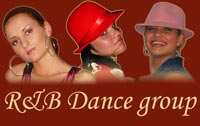 R&B Dance Group Family